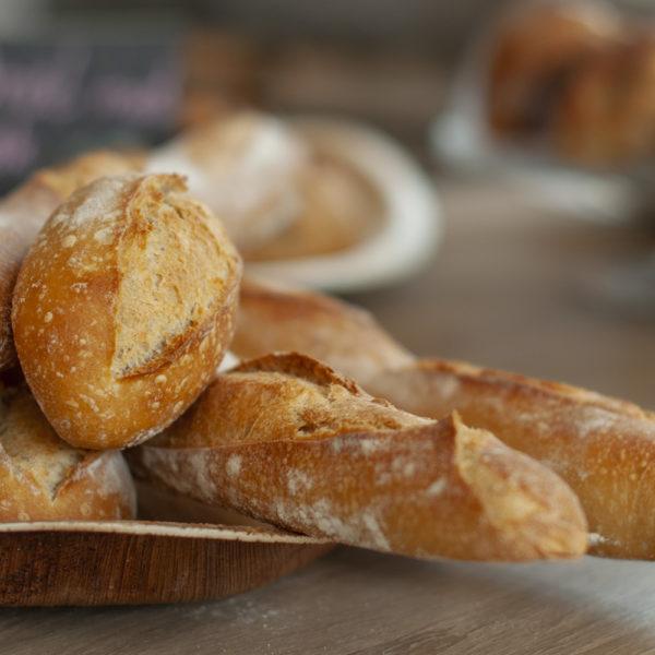 Bakevarer og müsli fra Kjøkkenhagen