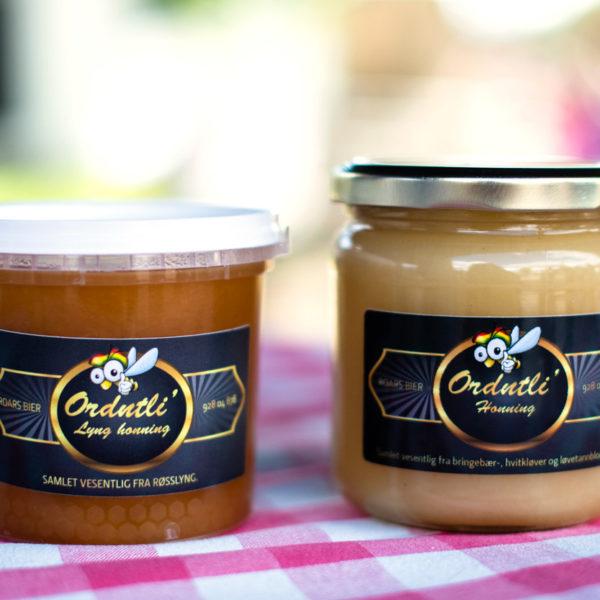Honning fra Roar Øimo
